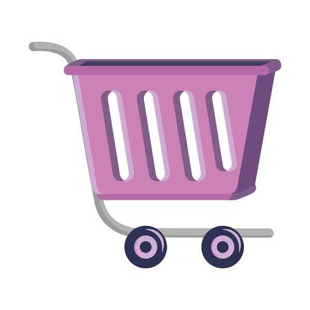 Shopping cart icon design