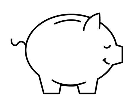 saving money cartoon