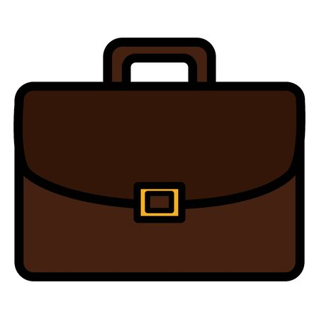 portfolio documents isolated icon