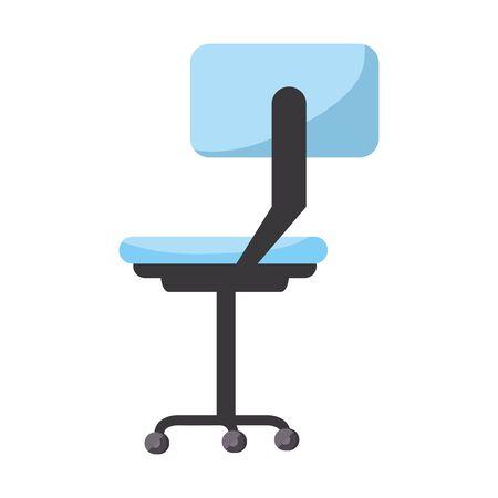 office chair cartoon