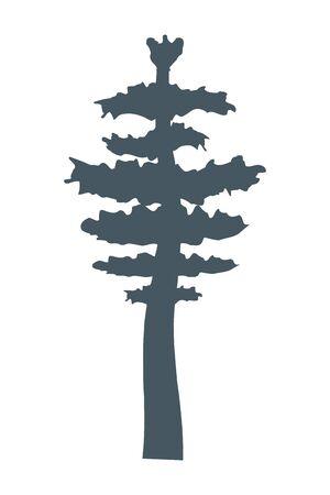 outdoor tree cartoon