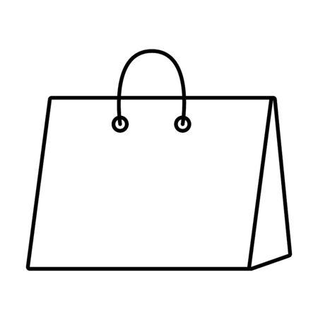 Shopping bag icon Ilustração