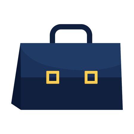 stylish suitcase cartoon