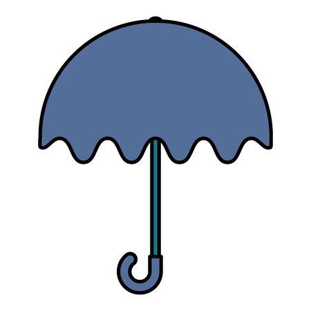 umbrella fashion accessory icon 일러스트
