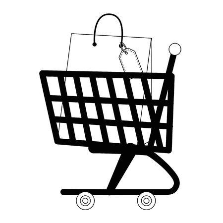 Shopping cart design