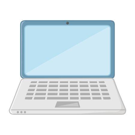 Laptop icon design vector illustration