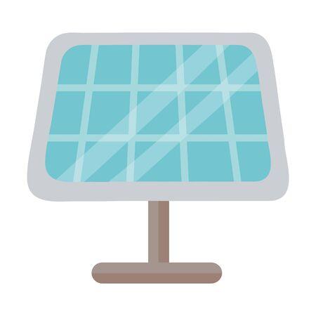 Isolated eco solar panel design