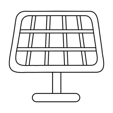 Isolated eco solar panel design