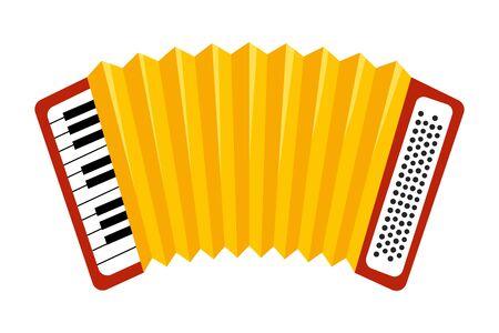 dibujos animados de instrumentos musicales