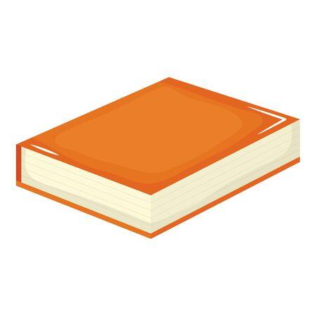 text book school supply icon Çizim