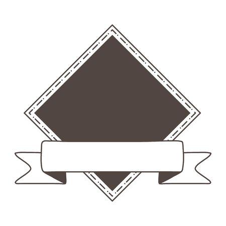 Isolated frame design vector illustrator Фото со стока - 129817471