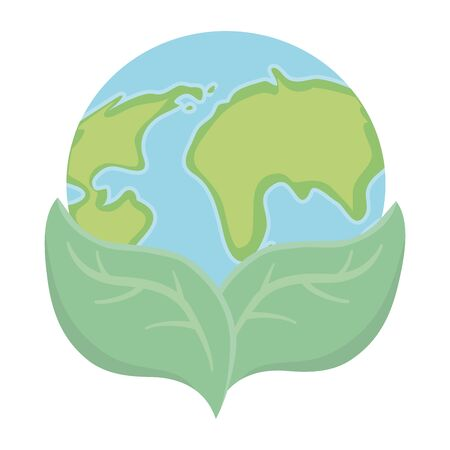 Isolated planet design vector illustration