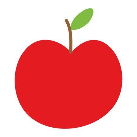 fresh tomato vegetable isolated icon
