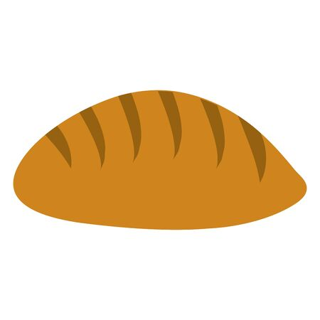 delicious bread pastry bakery icon vector illustration design