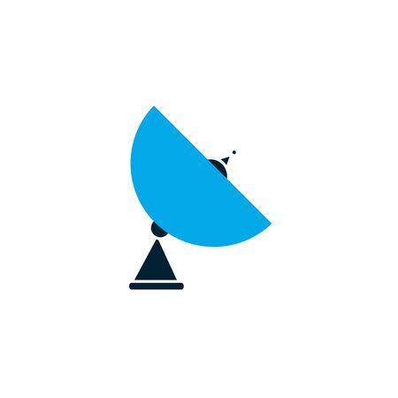 Isolated antenna icon vector design