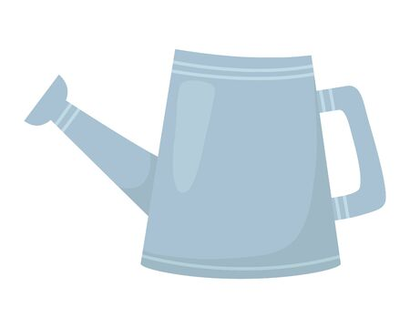 Isolated watering can design vector illustration Ilustração