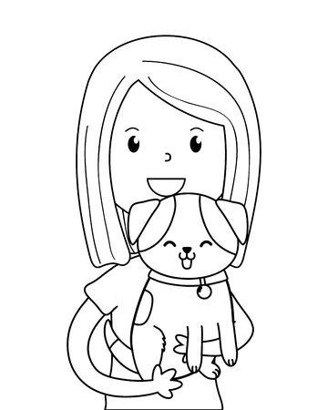 childhood happy child cartoon Standard-Bild - 133361989
