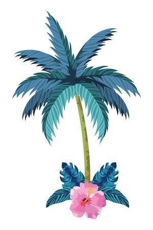 nature flower cartoon