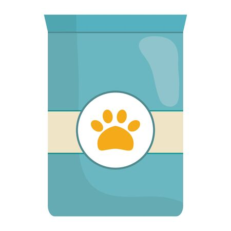pet food bag icon