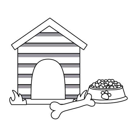 House for mascot design