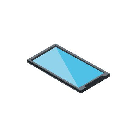 smartphone display technology hardware device isometric
