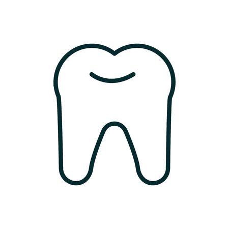 dental medical dentistry icon line