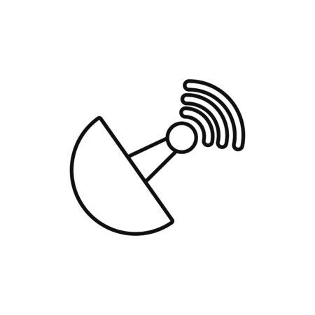 antenna signal wifi technology internet line style