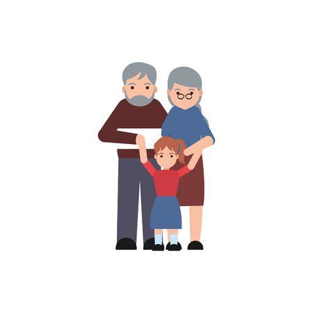 people member family flat image