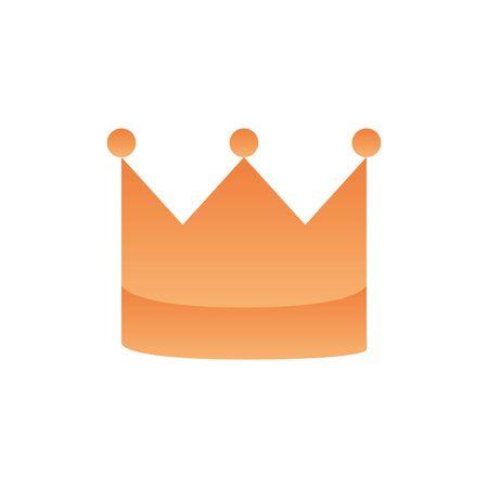 crown royal fantasy gradient style Illusztráció