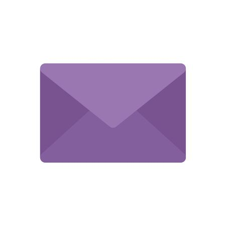 envelope mail office flat icon design