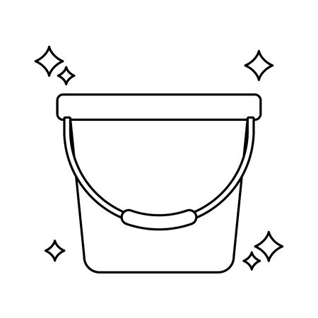 Isolated clean bucket line design