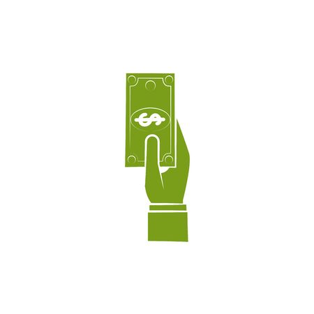 bill design, Money finance commerce market payment invest and buy theme Vector illustration Illusztráció