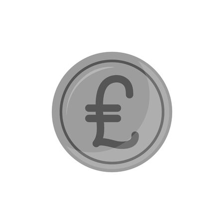 Coin design, Money finance commerce market payment invest and buy theme Vector illustration Stock fotó - 133980901