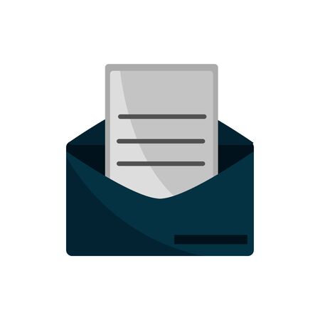 email letter property intellectual copyright icon 向量圖像