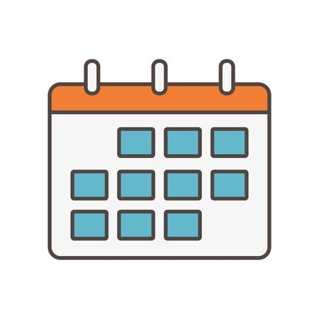 calendar reminder social media icon