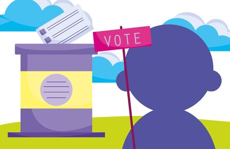 candidate campaign political election democracy voting