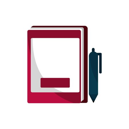 books pen property intellectual copyright icon