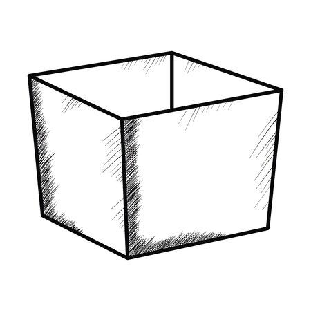 make up case box icon