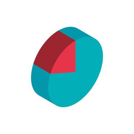 ecommerce business internet report diagram icon Иллюстрация