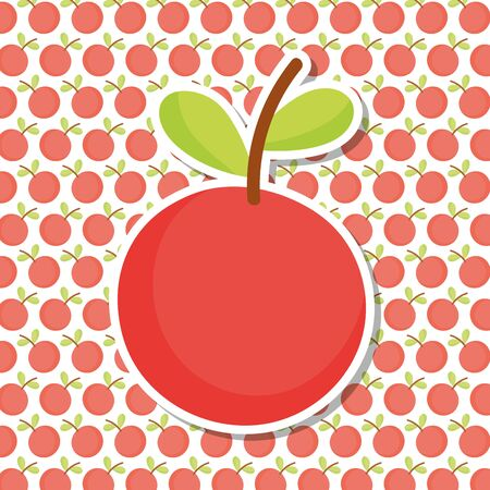 farm tomato vegetable harvest food cartoon background
