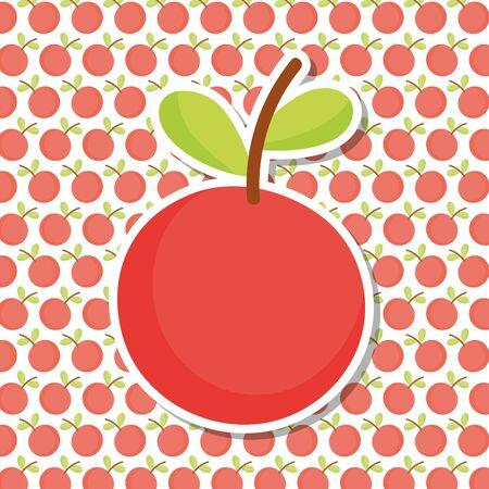 farm tomato vegetable harvest food cartoon background