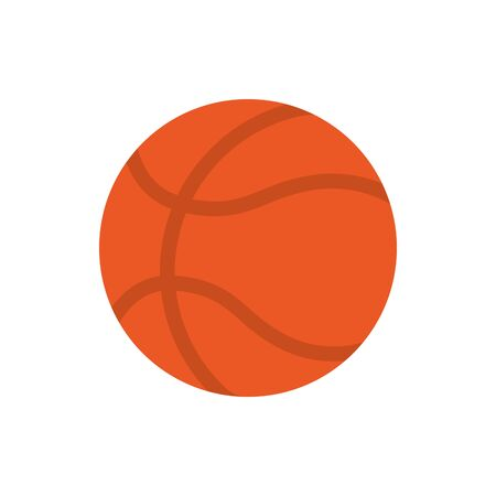 basketball ball sport education school vector illustration icon design