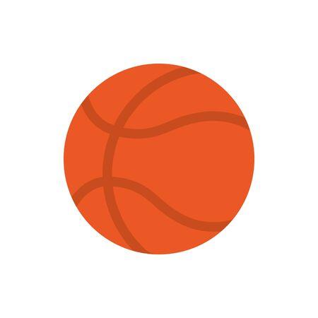 basketball ball sport education school vector illustration icon design
