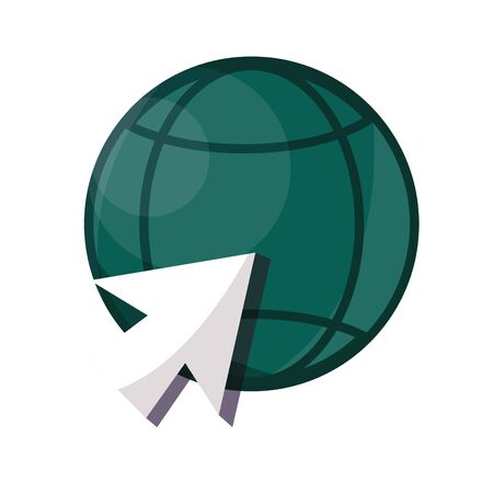 payments online, world clicking electronic business flat icon shadow 向量圖像