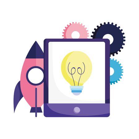 online education, smartphone creativity class lesson study