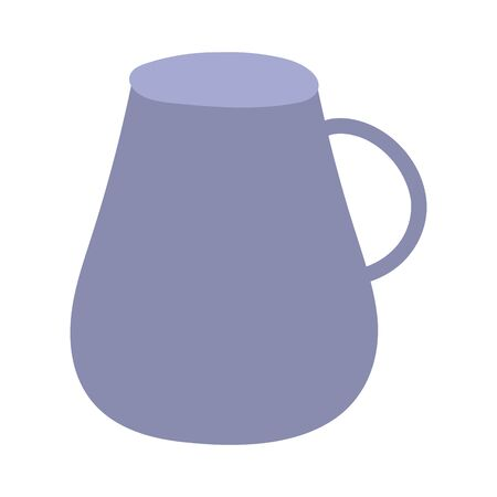 pitcher juice utensil cooking isolated icon design