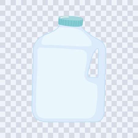 plastic or glass cups bottles mockups, plastic bottle vector illustration 일러스트