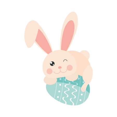 easter bunny egg celebration season