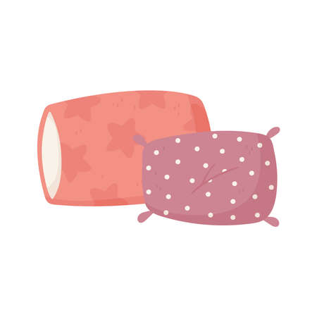 cushions comfort decoration isolated style