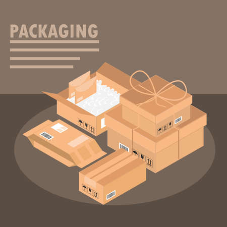 carton delivery packaging mail envelope